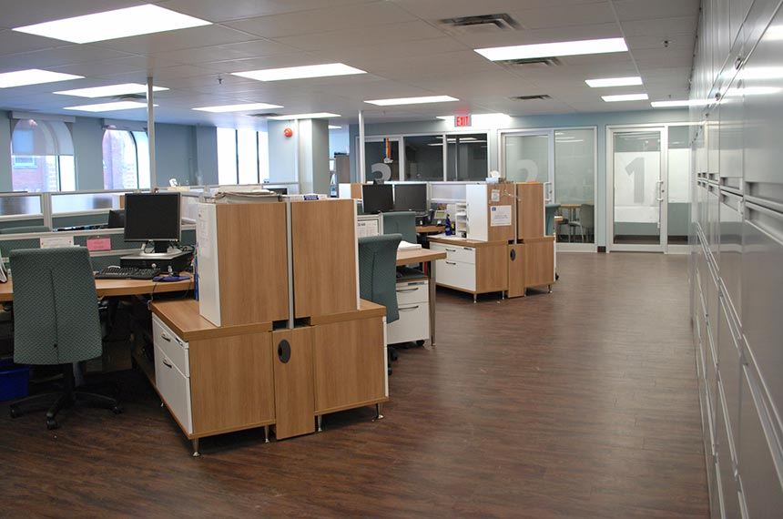 George Brown College Office Renovation - NGA Architects